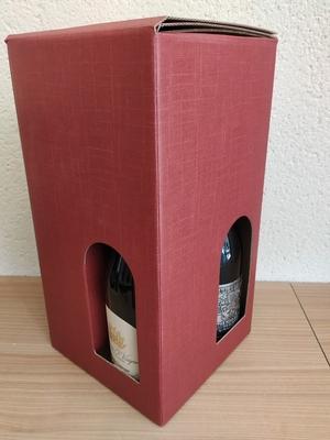 Coffret 4 bouteilles de vin bio 2x Harmonie Ô Viognier 75cL et 2x Cuvée Élégance 75cL
