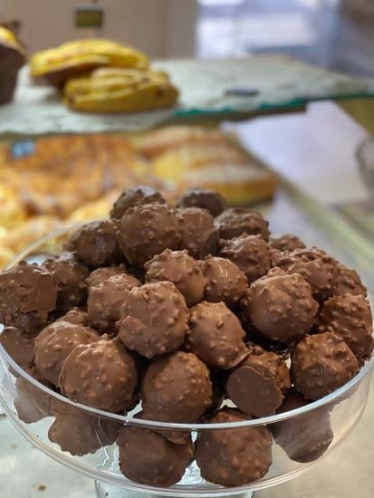 ROCHER PRALINÉE MAISON CHOCOLAT NOIR - 45g