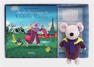 Coffret Les plus beaux voyages de Violette Mirgue