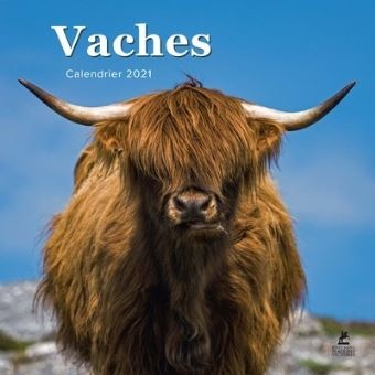 Vaches - Calendrier 2021