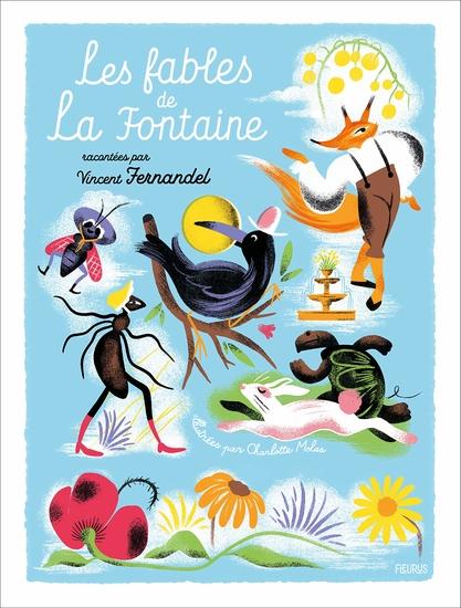 Les Fables de La Fontaine (1CD audio)