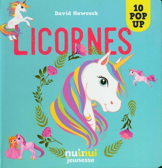 Licornes 10 POP-UP